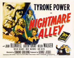 tyrone power in nightmare alley
