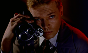 Karlheinz Böhm in Peeping Tom