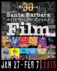 SBIFF 2015 poster