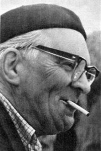 Soviet director Boris Barnet