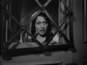 Frances Drake in Mad Love