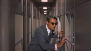 cary grant as george kaplan